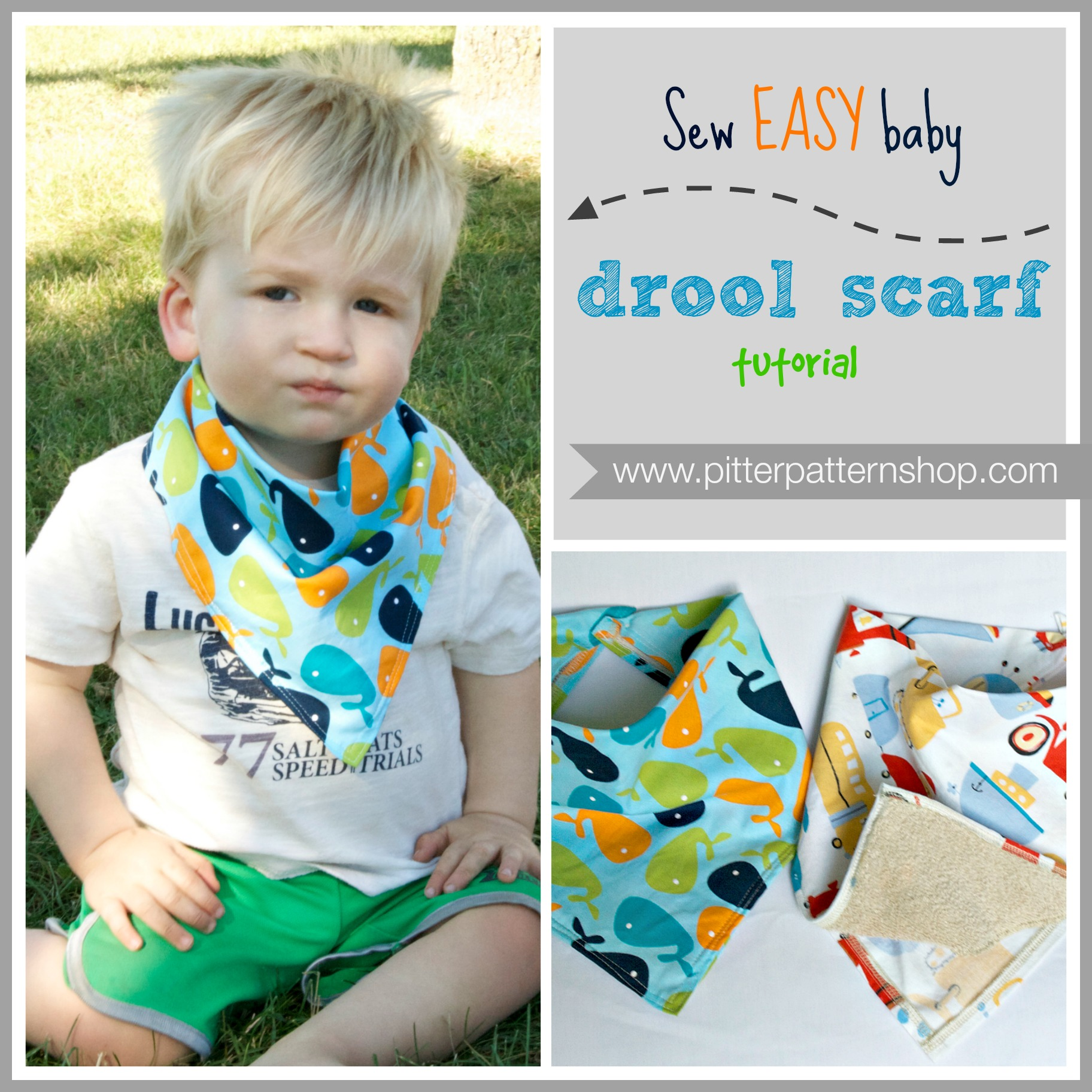 Drool Scarf Feature Image