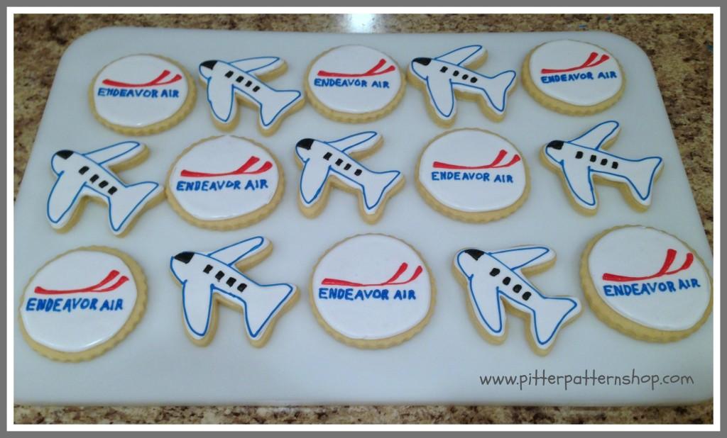 Airline Cookies